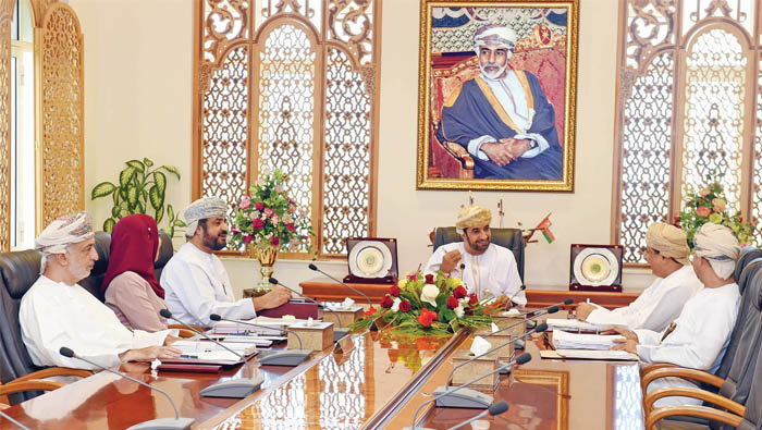 Report on Omanisation in civil services discussed