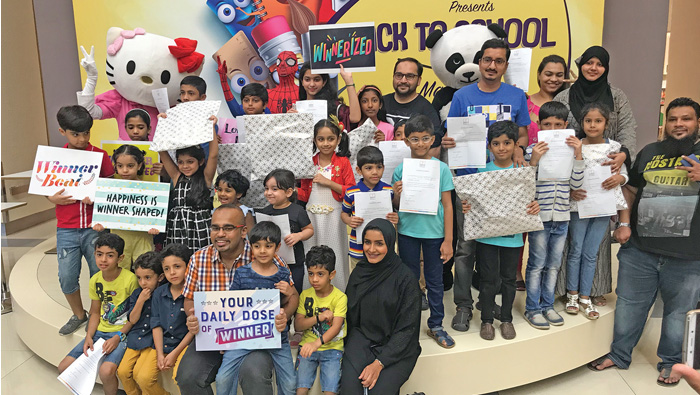 T FM organises special event to fulfil wishes of schoolkids