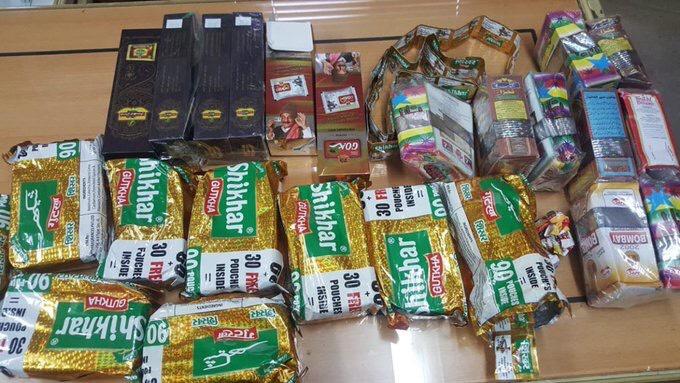 Customs in Oman foils several smuggling attempts