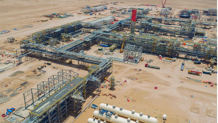 Liwa Plastics construction work over 67 per cent completed