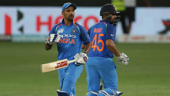 India beat Pakistan in Asia Cup to top Super Four table