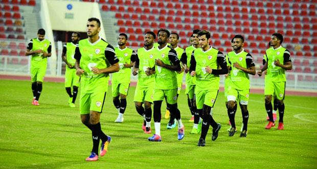 الأسبوع القادم إعلان قائمة المنتخب الوطني لمعسكر الدوحة