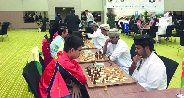 منتخبنا الوطني للشطرنج يشارك في أولمبياد العالم بجورجيا