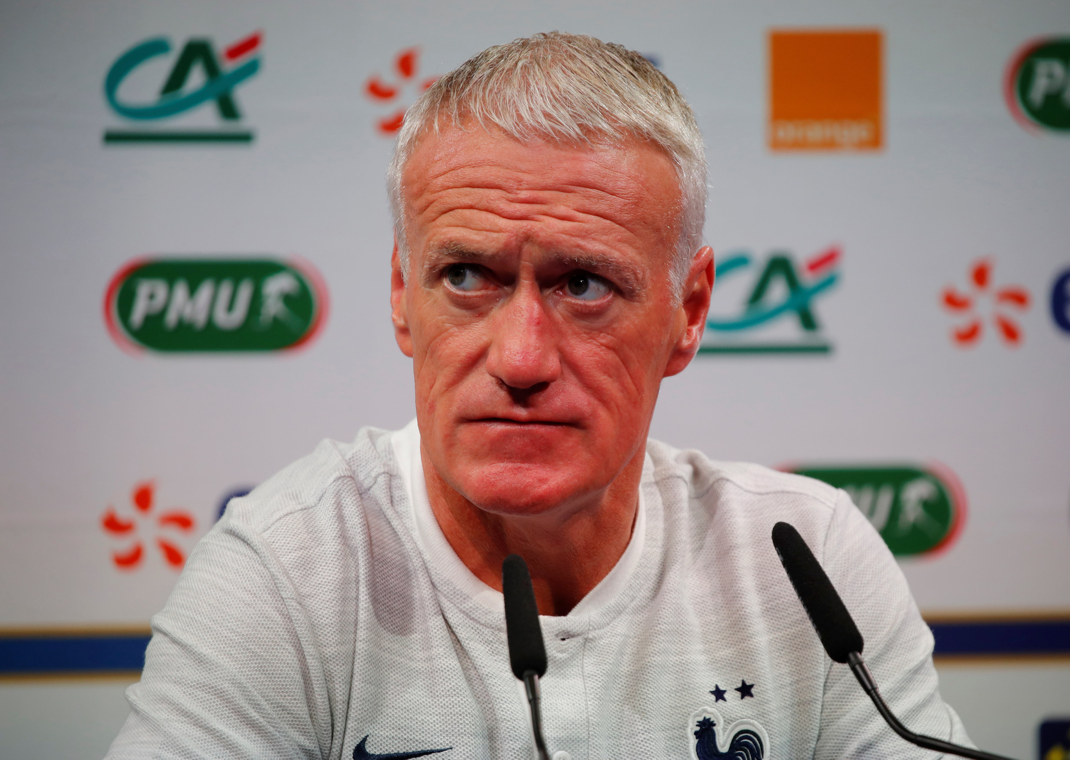 Football: World champions France face Germany in UEFA Nations League