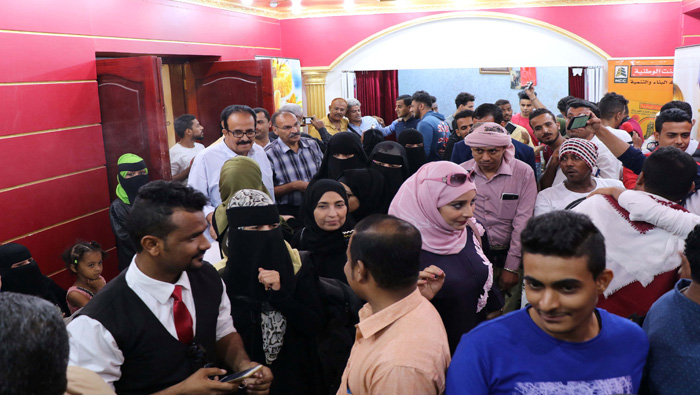 Yemenis find solace in cinema after years of war