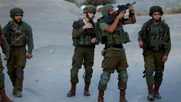 Israeli troops kill Palestinian brandishing knife in West Bank