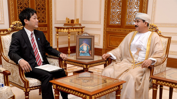 Oman, Japan discuss ways to boost trade, investment, tourism and security ties
