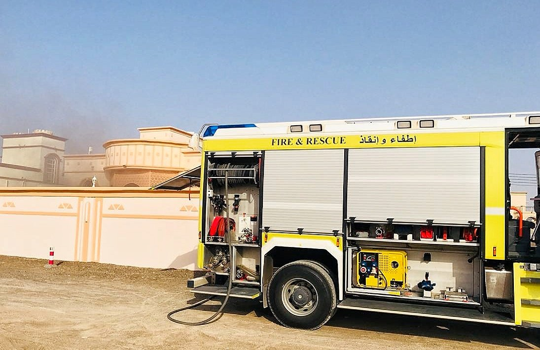 House fire reported in Oman, officials issue electrical appliance warning