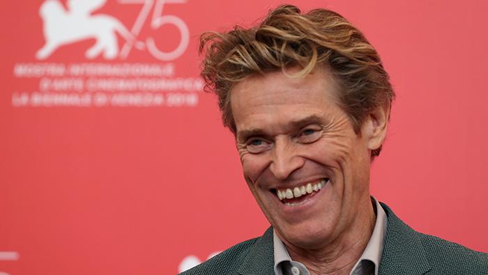 Willem Dafoe plays tormented genius Van Gogh in Venice biopic