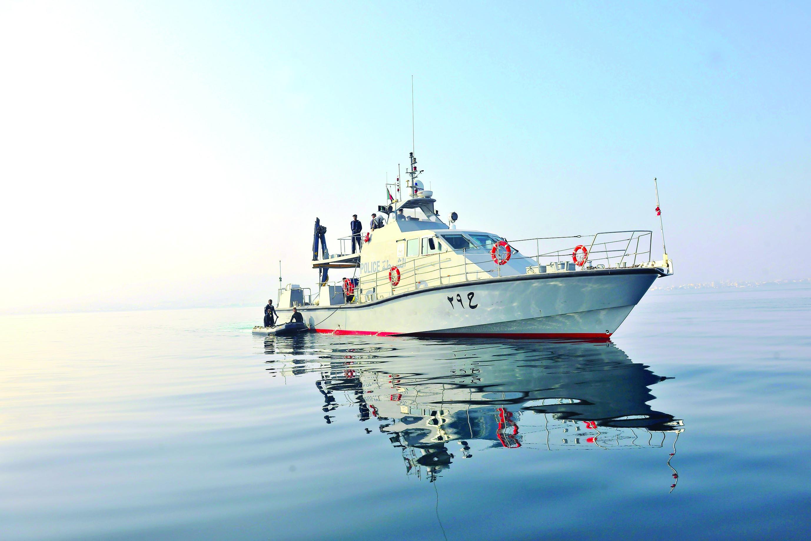 خفر السواحل تقدم المساعدة لـ7 أشخاص