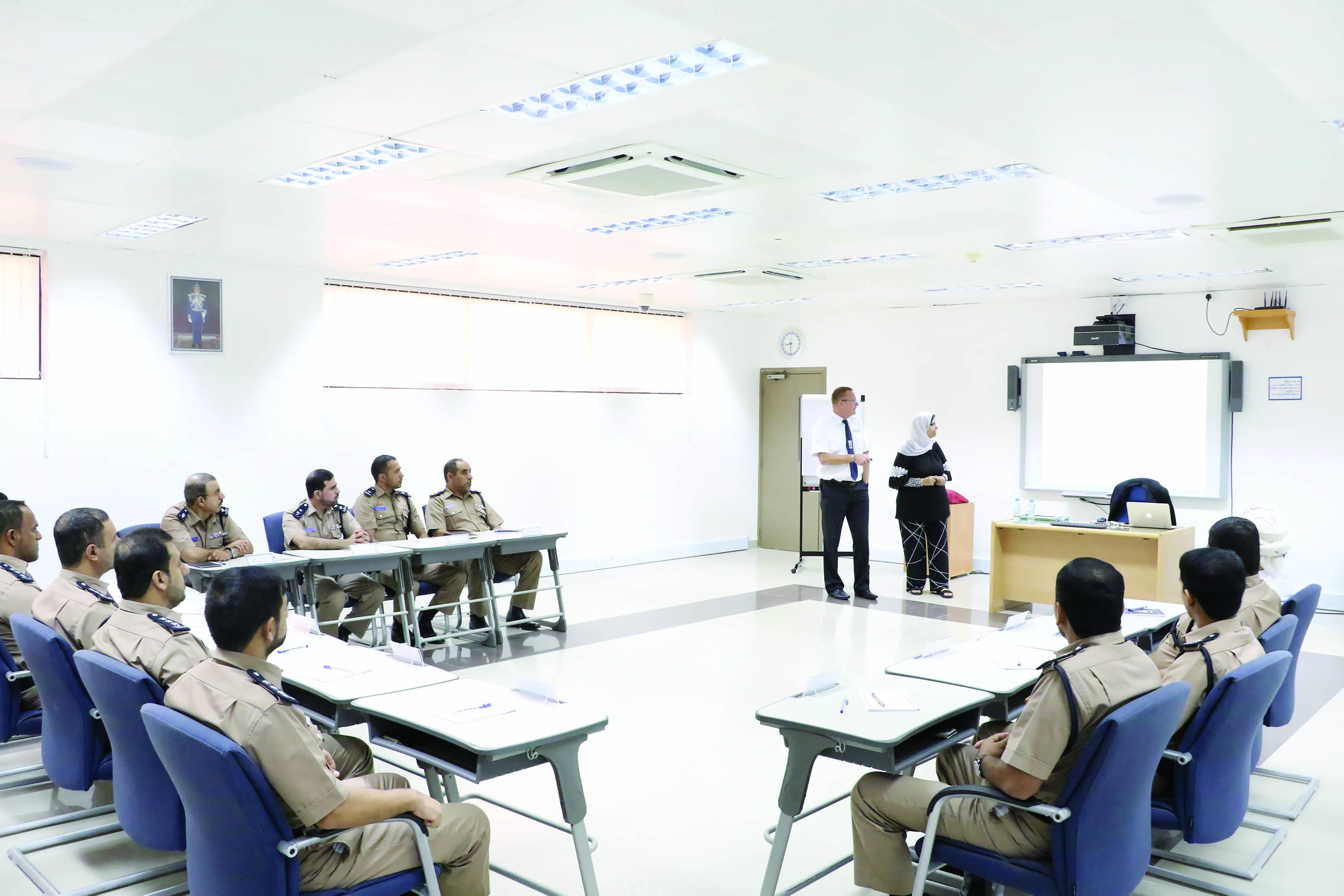 دورة تدريبية حول التحقيق في حالات الوفاة