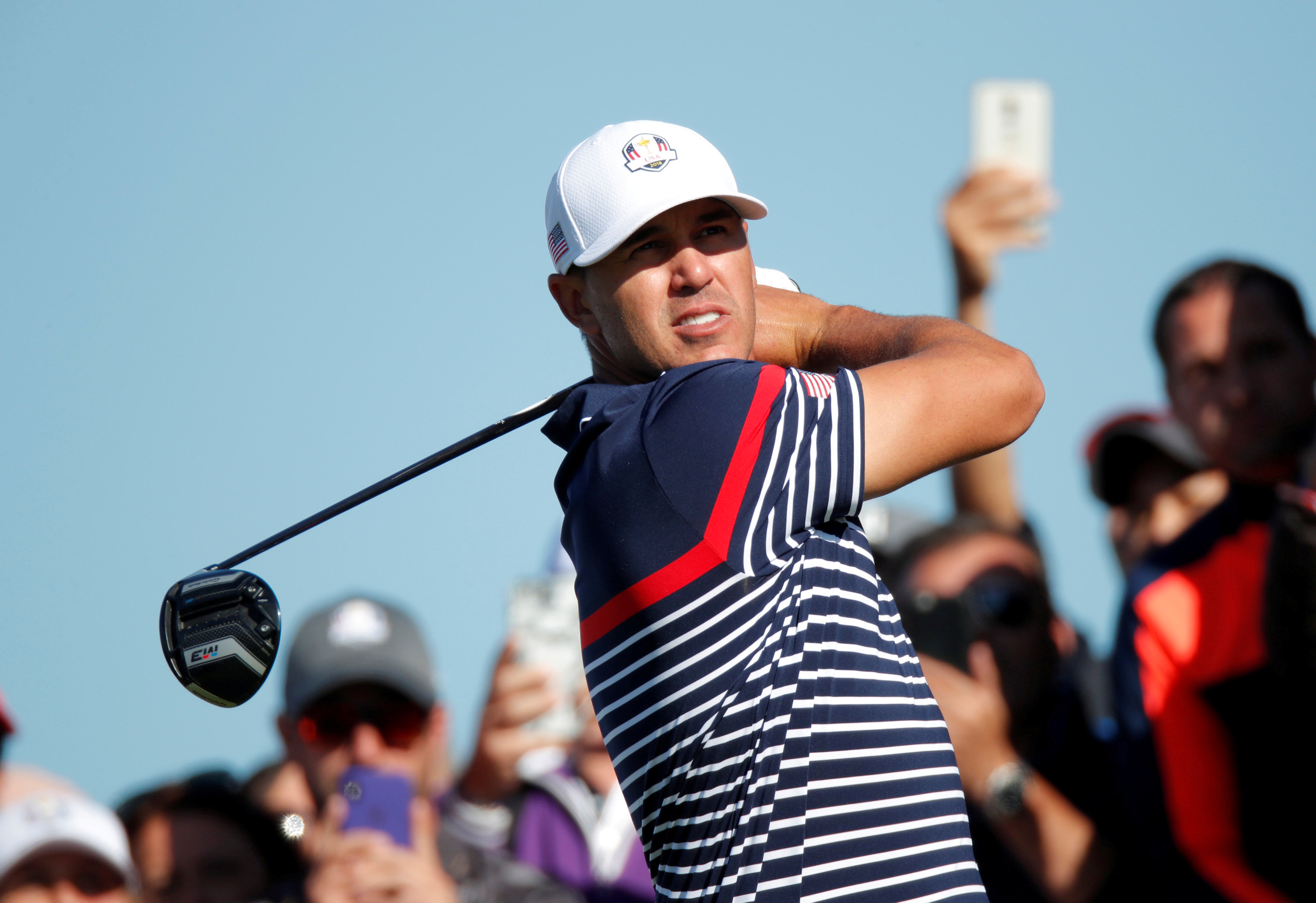 Golf: Koepka named PGA Tour Player of the Year