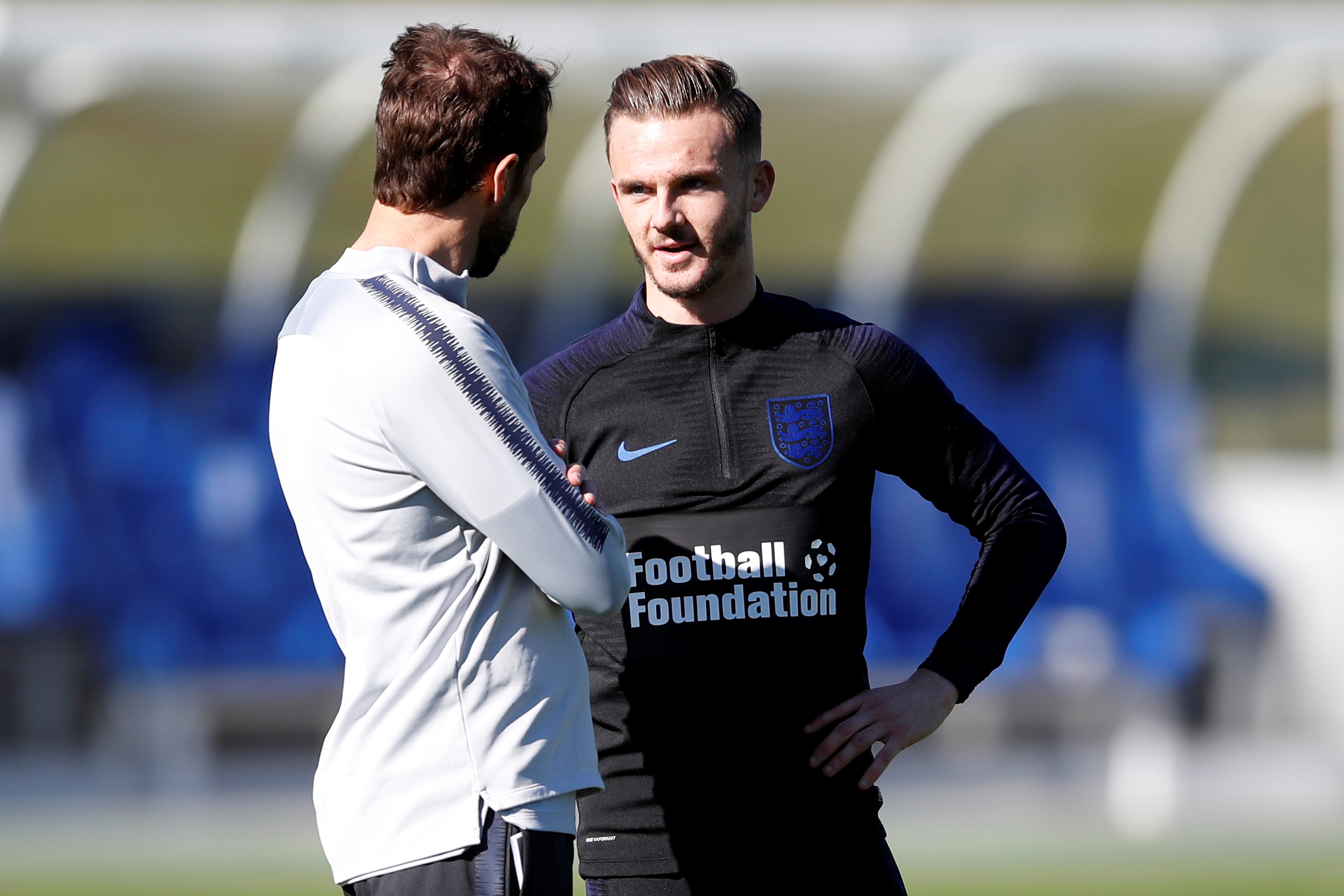 Football: Maddison's instant impact earns him England chance