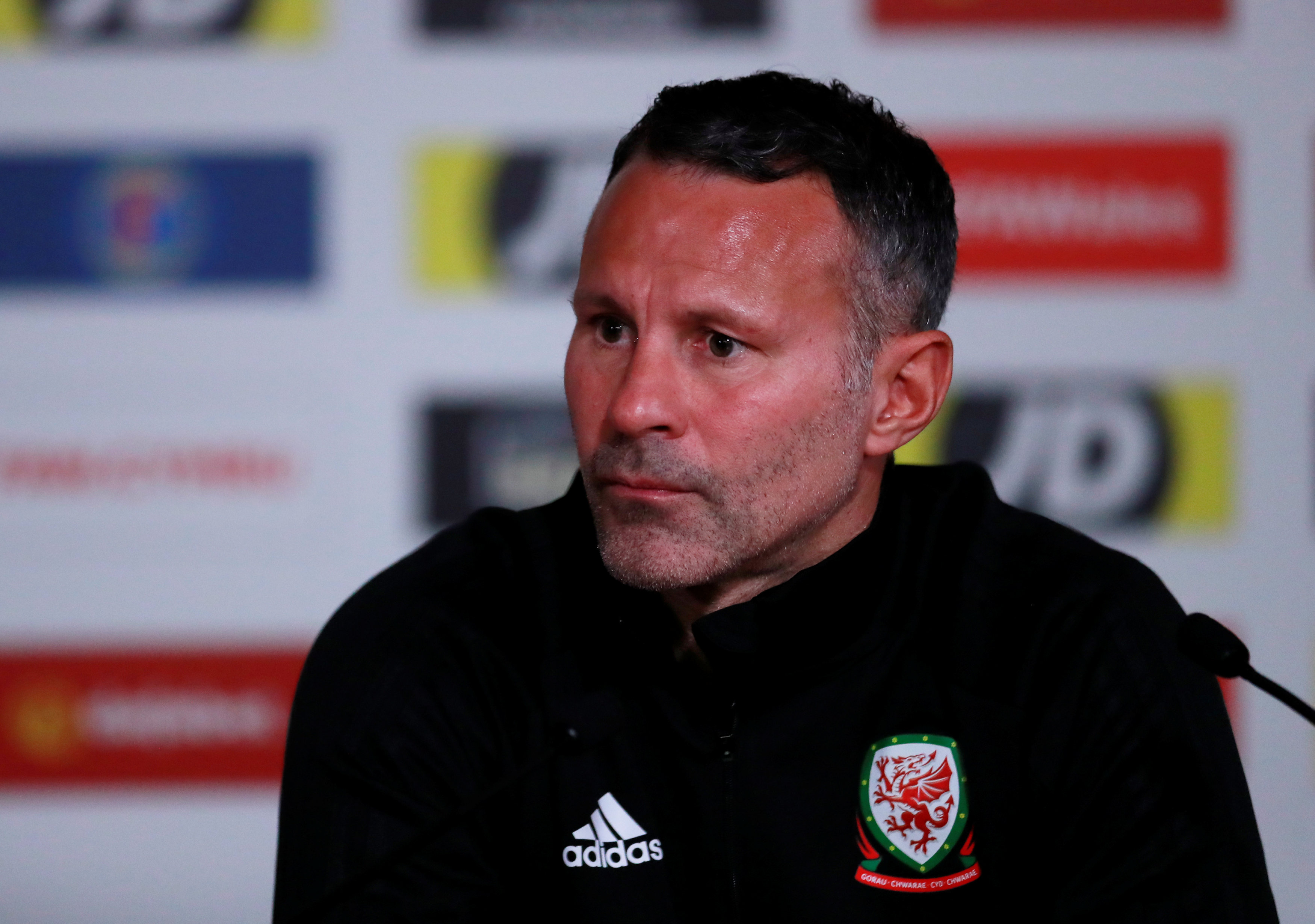 Football: Wales' Bale out of Spain game, '50-50' to face Ireland - Giggs