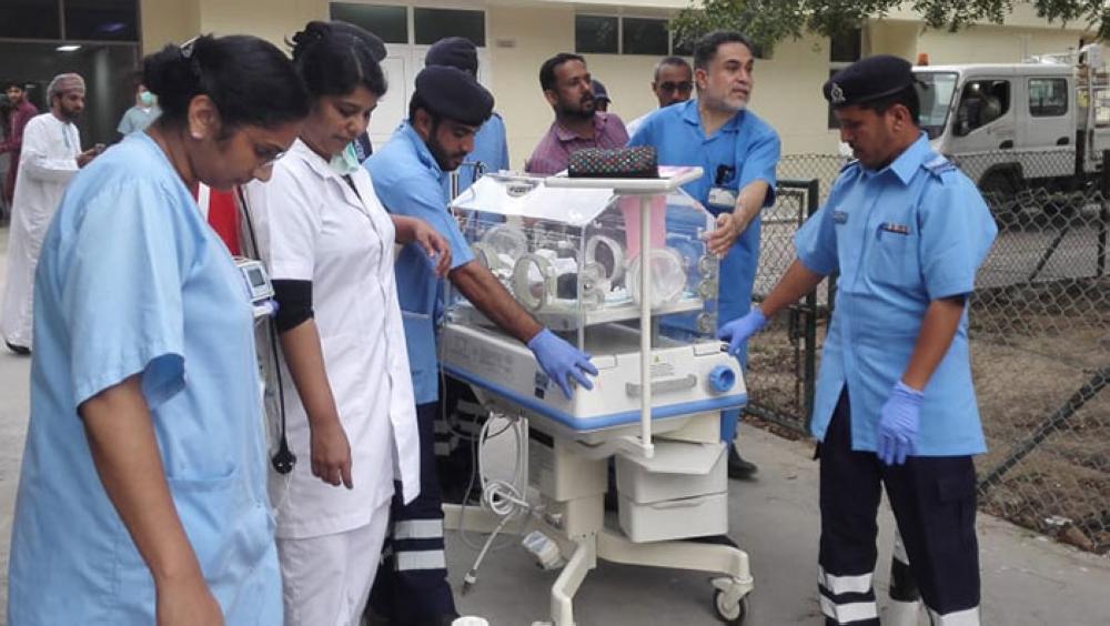 الإنتهاء من إعادة توزيع أكثر من 100 مريض في مستشفى القوات المسلحة