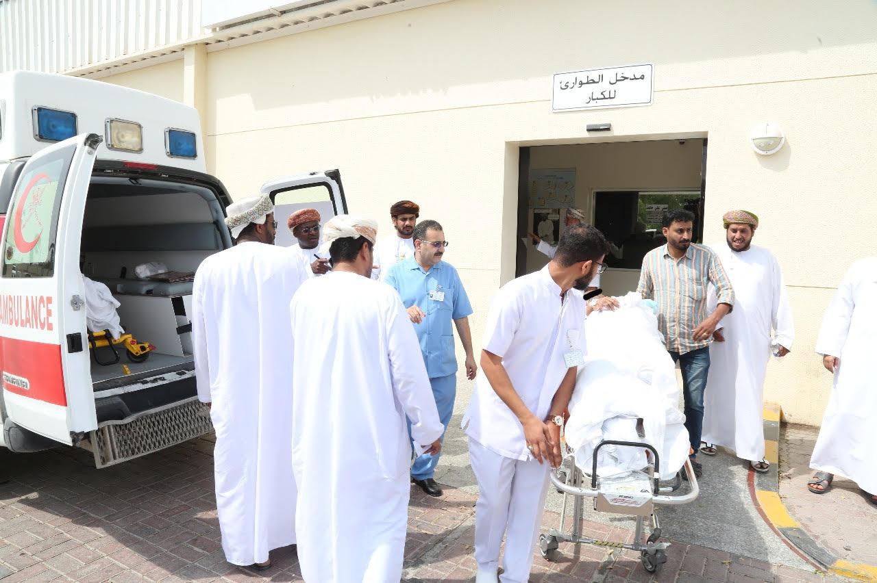 """""""الصحة"""" تعلن عن استعداداتها خلال """"لبان"""".. إعادة توزيع المرضى في ظفار"""