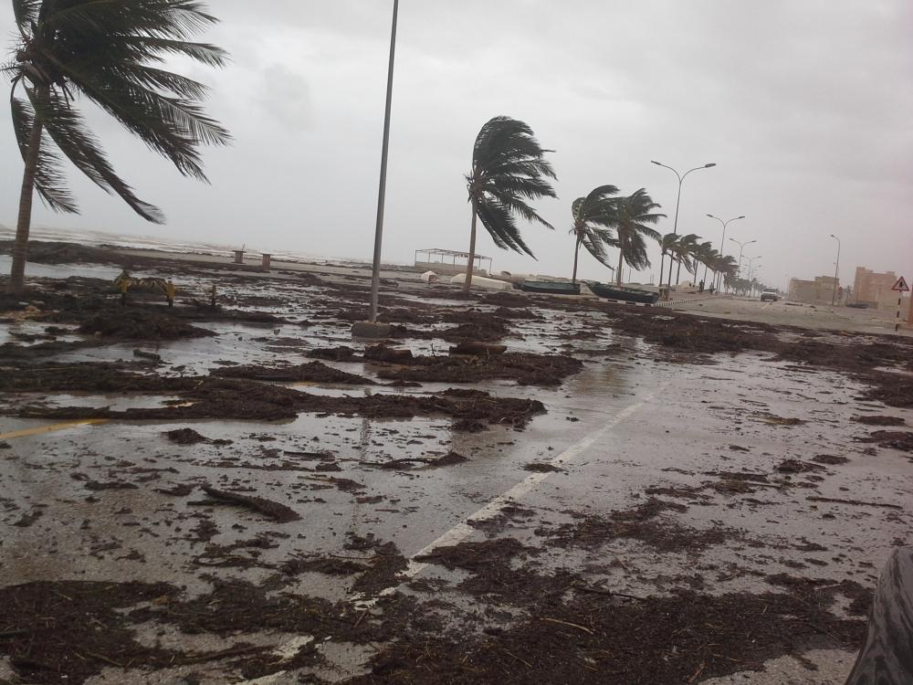 7 نصائح للتعامل الصحيح قبل وأثناء الإعصار.. تعرف عليها