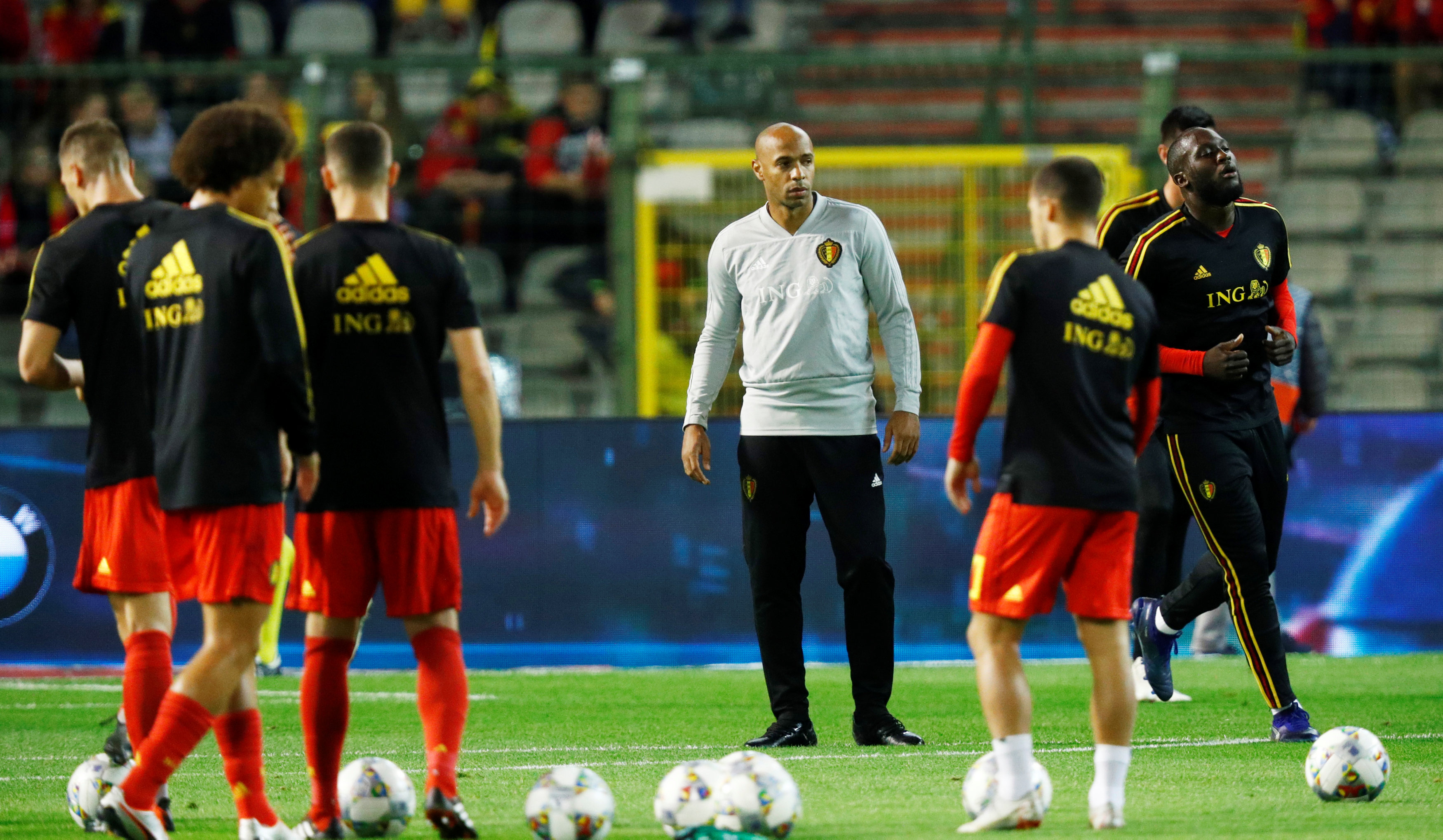 Football: Henry given first job as head coach by Monaco