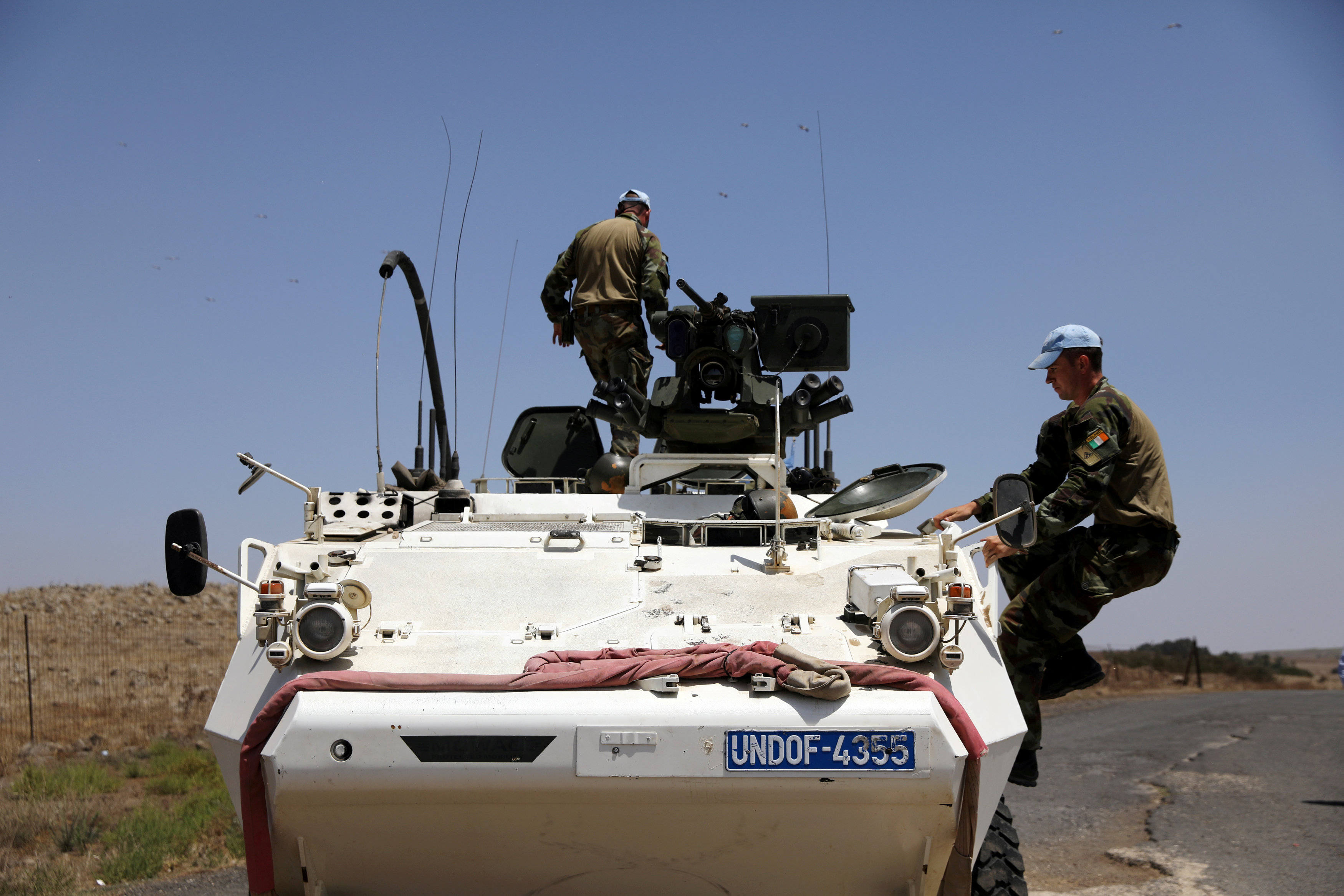 Israel, Syria to reopen Golan crossing: US envoy to UN