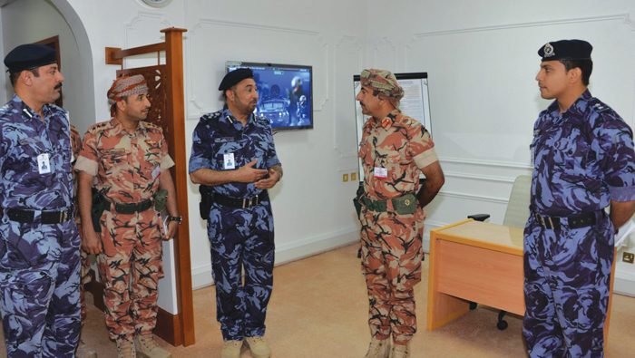 Royal Army of Oman commander praises forces