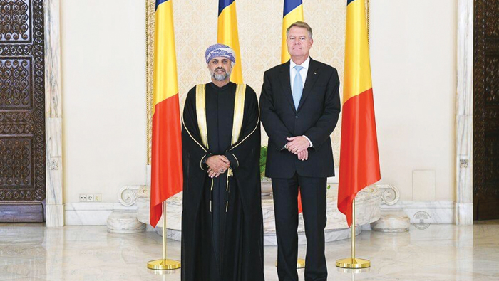 Omani ambassadors present credentials to Malaysian PM and Romanian President