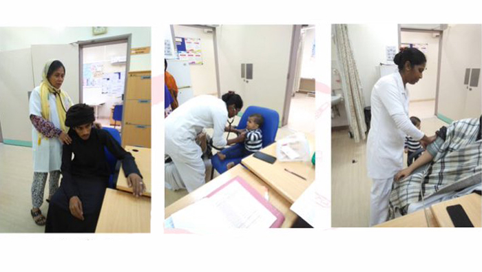 Luban: Dhofar health centres treat over 1,600 patients in a single night