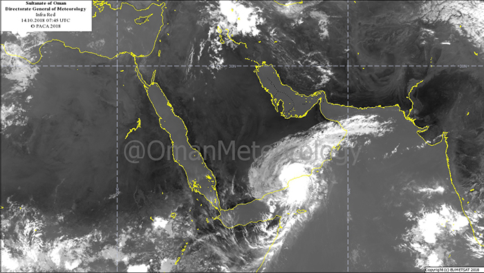 Storm update: Luban downgraded to 'deep depression', heavy rains still expected