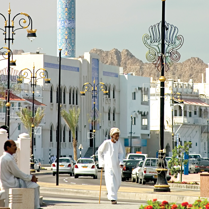 There is no doubt that Oman is safe for women