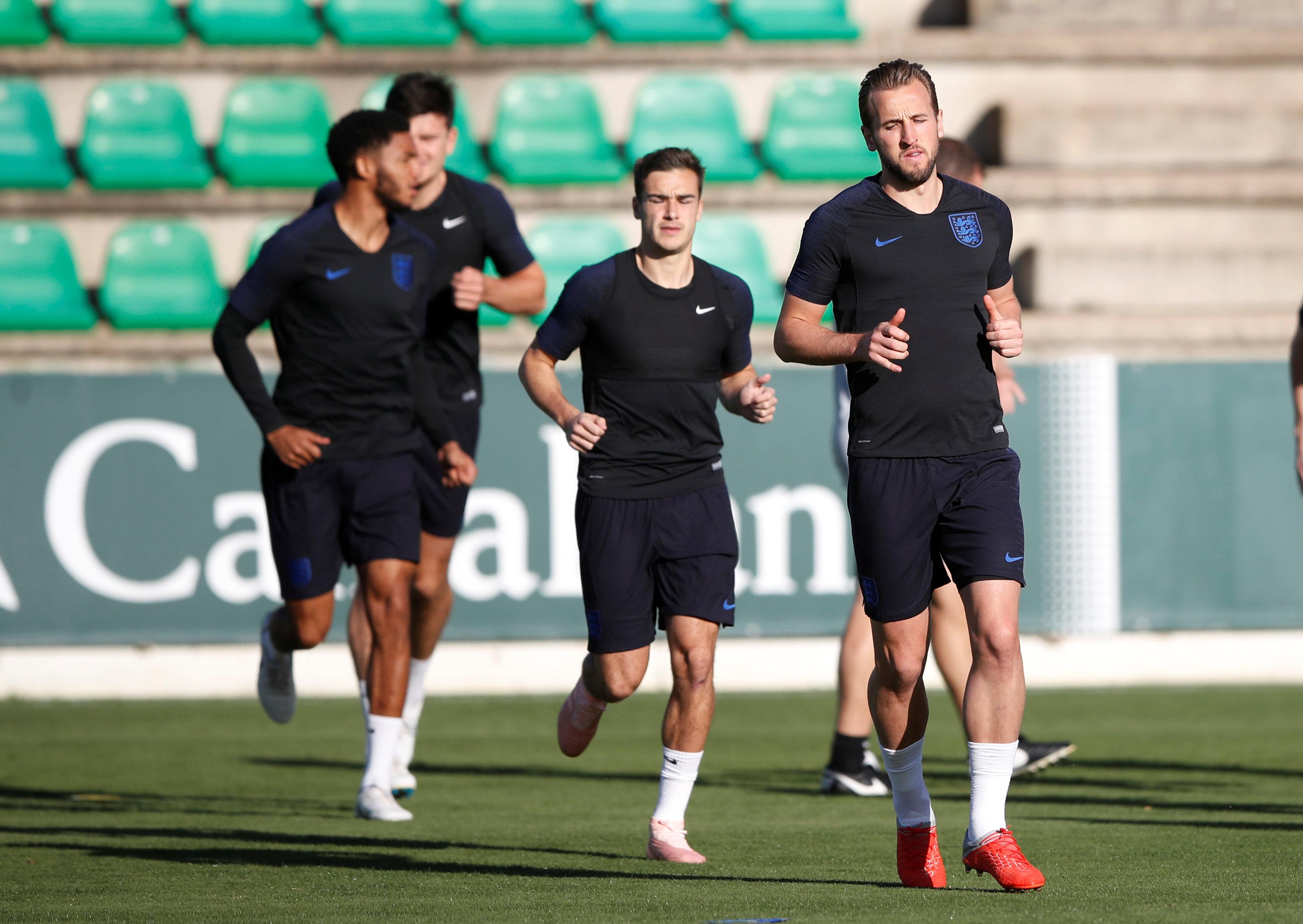 Football: Spain are above England's level, says goal-shy Kane