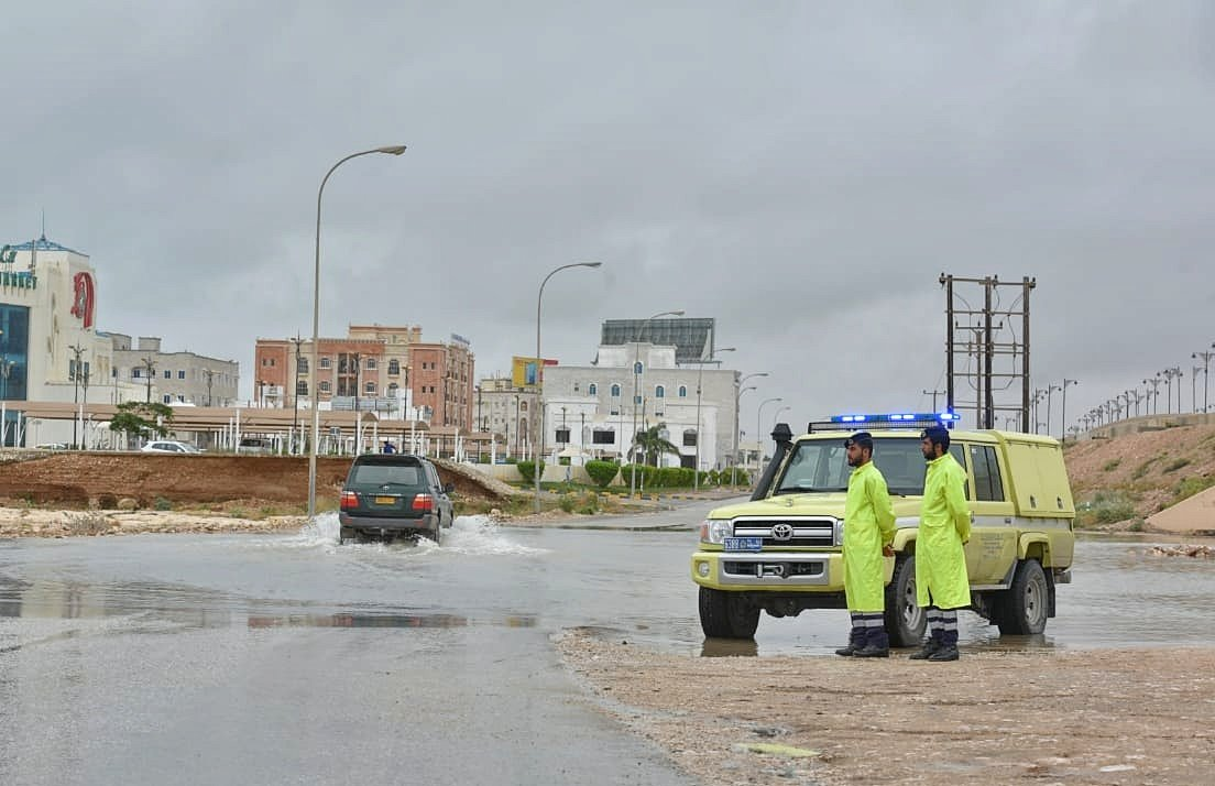 Storm update: 'Direct effect' of Luban over, isolated rainfall expected in Oman