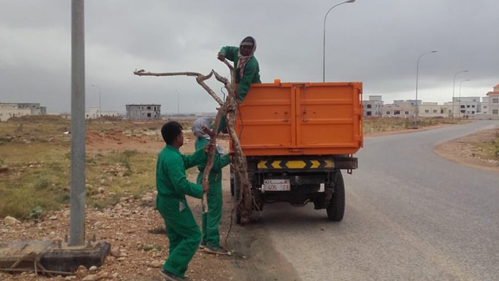 Clean up drive begins in Dhofar after Luban