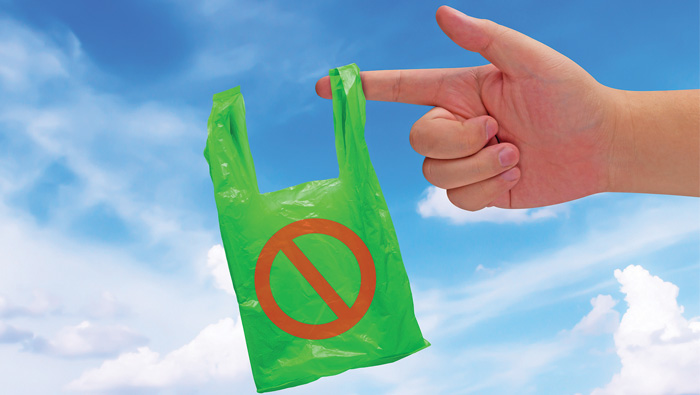 Oman's national initiative to reduce use of plastic bags