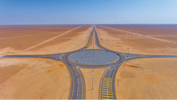 Oman-Saudi 'engineering marvel' to open by year-end