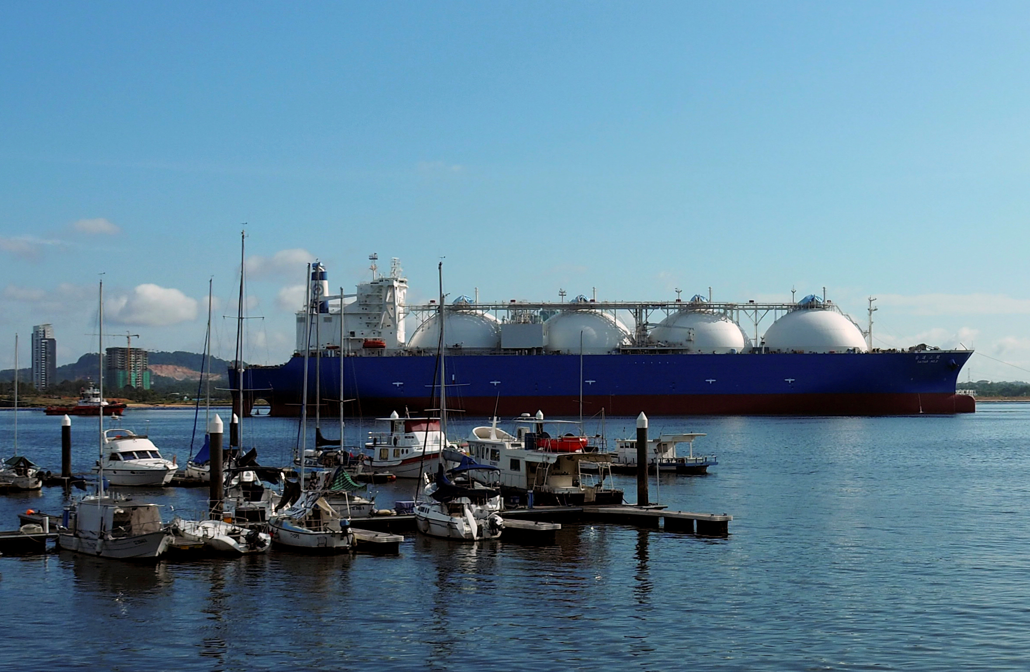 India's Petronet LNG says talks to invest in Qatar have slowed