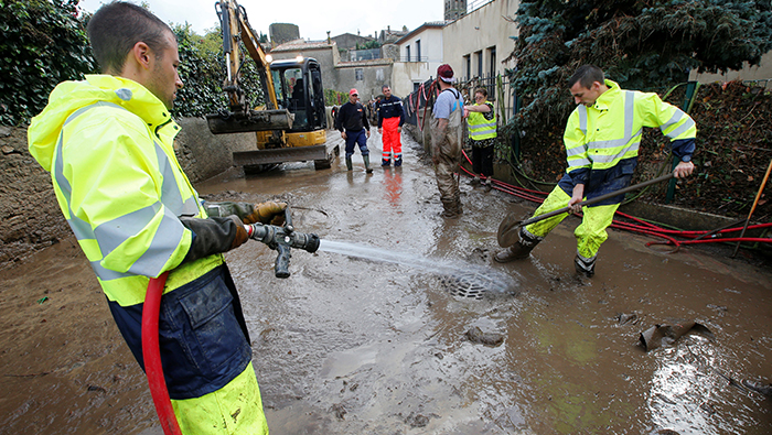 At least three still missing after deadly French flash floods