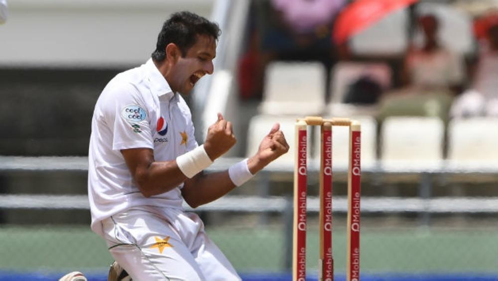 Cricket: Pakistan in control after Abbas wrecks Australia order