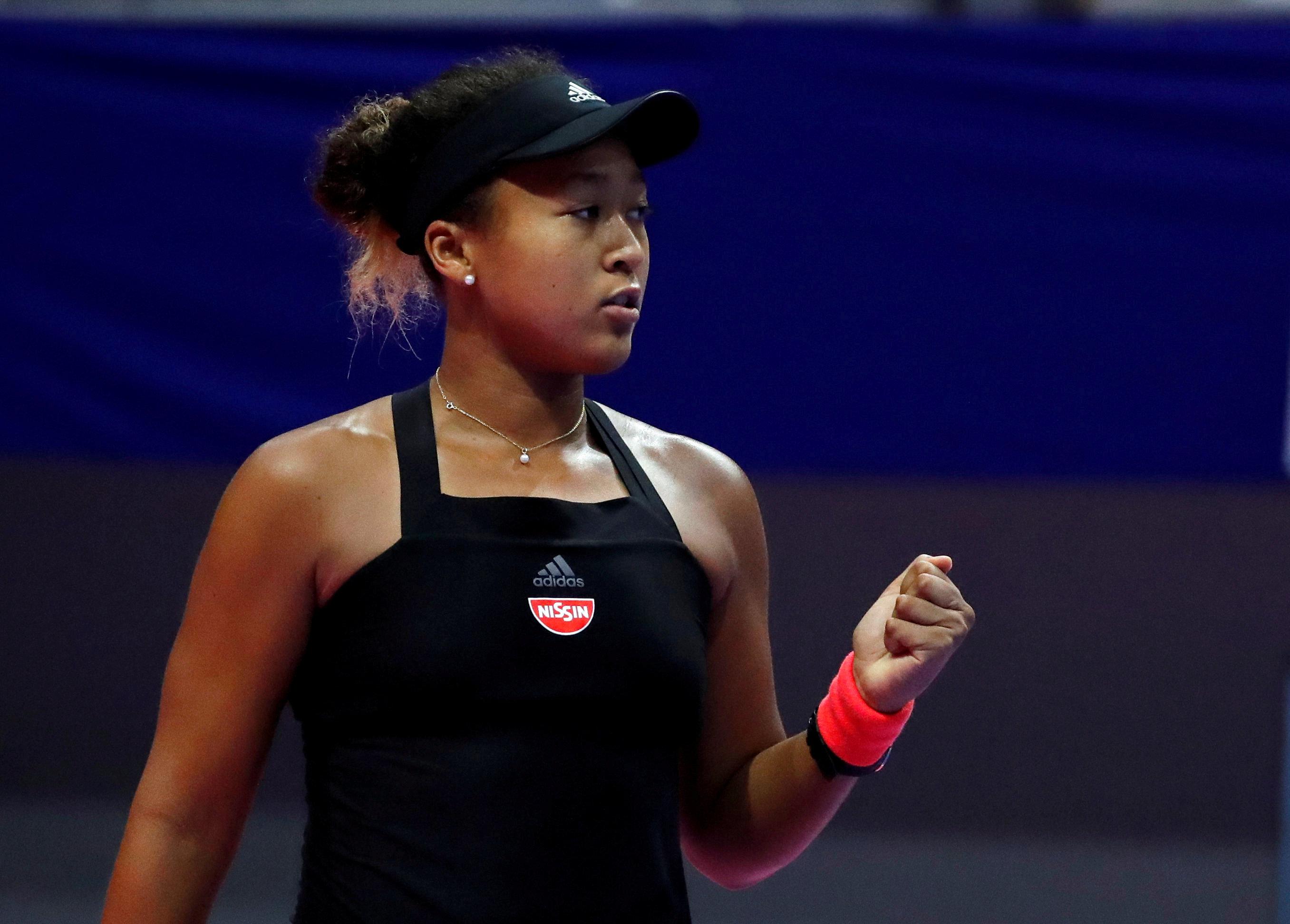 Tennis: Osaka becomes third player to secure WTA Finals berth
