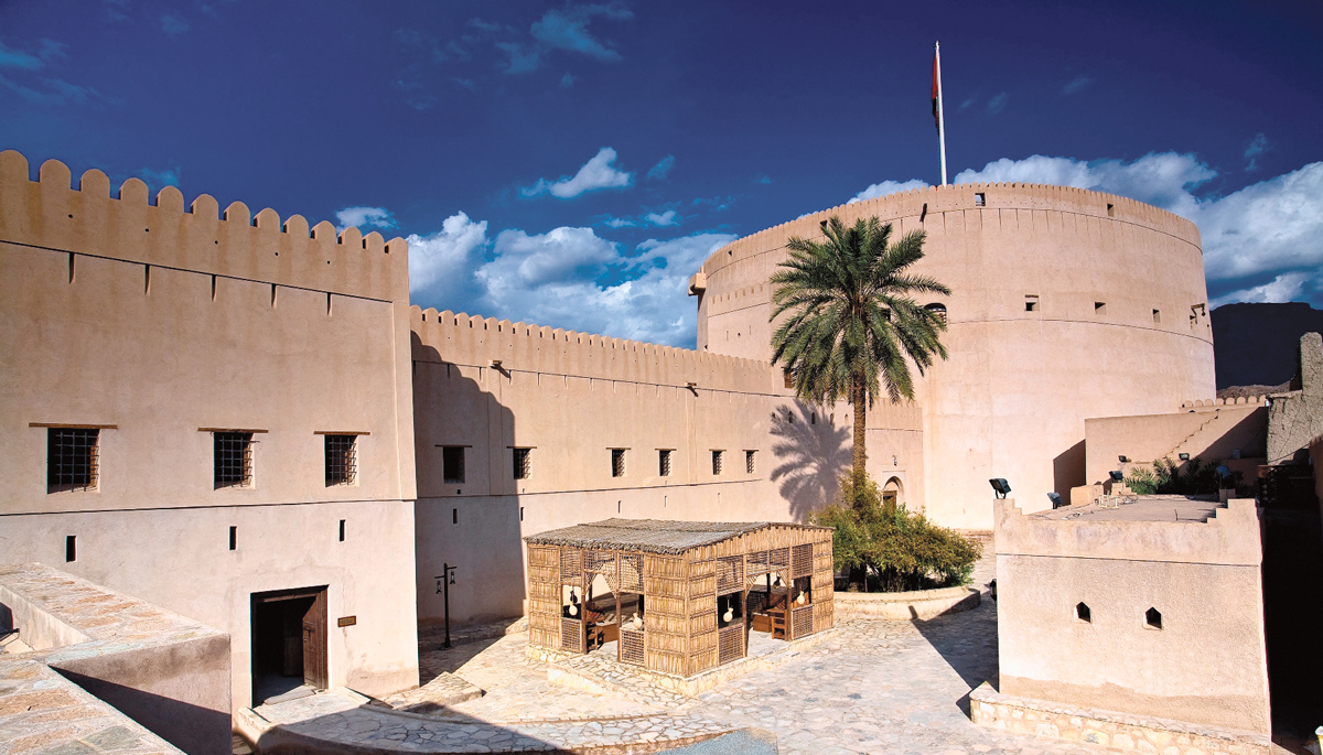 Oman - An attractive destination for heritage tourism