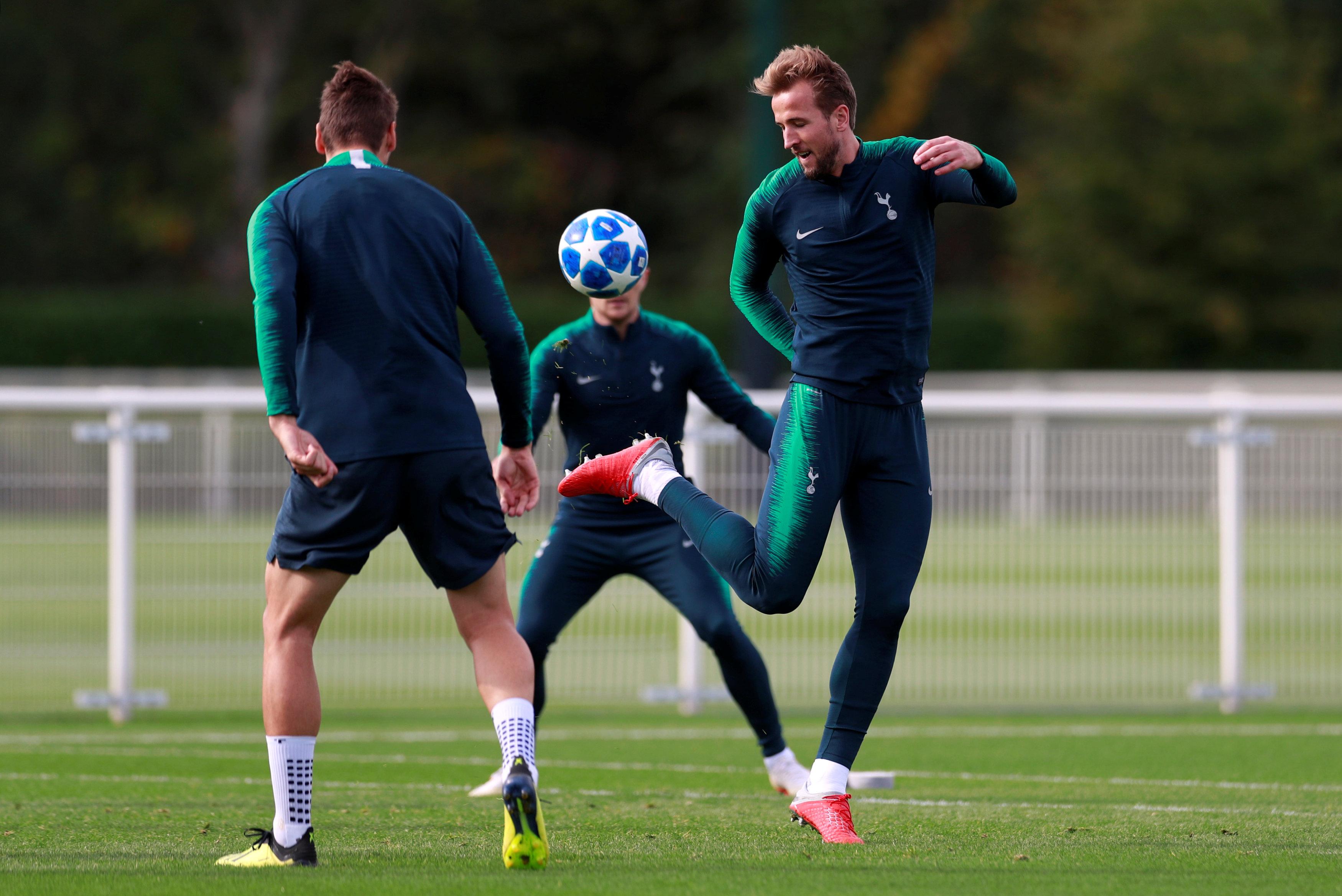 Football: Be optimistic, Pochettino urges depleted Spurs ahead of Barca clash
