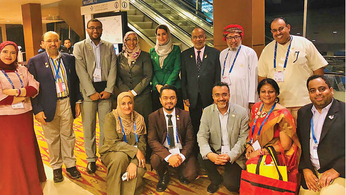 Oman Cancer Association chief elected to global cancer prevention body