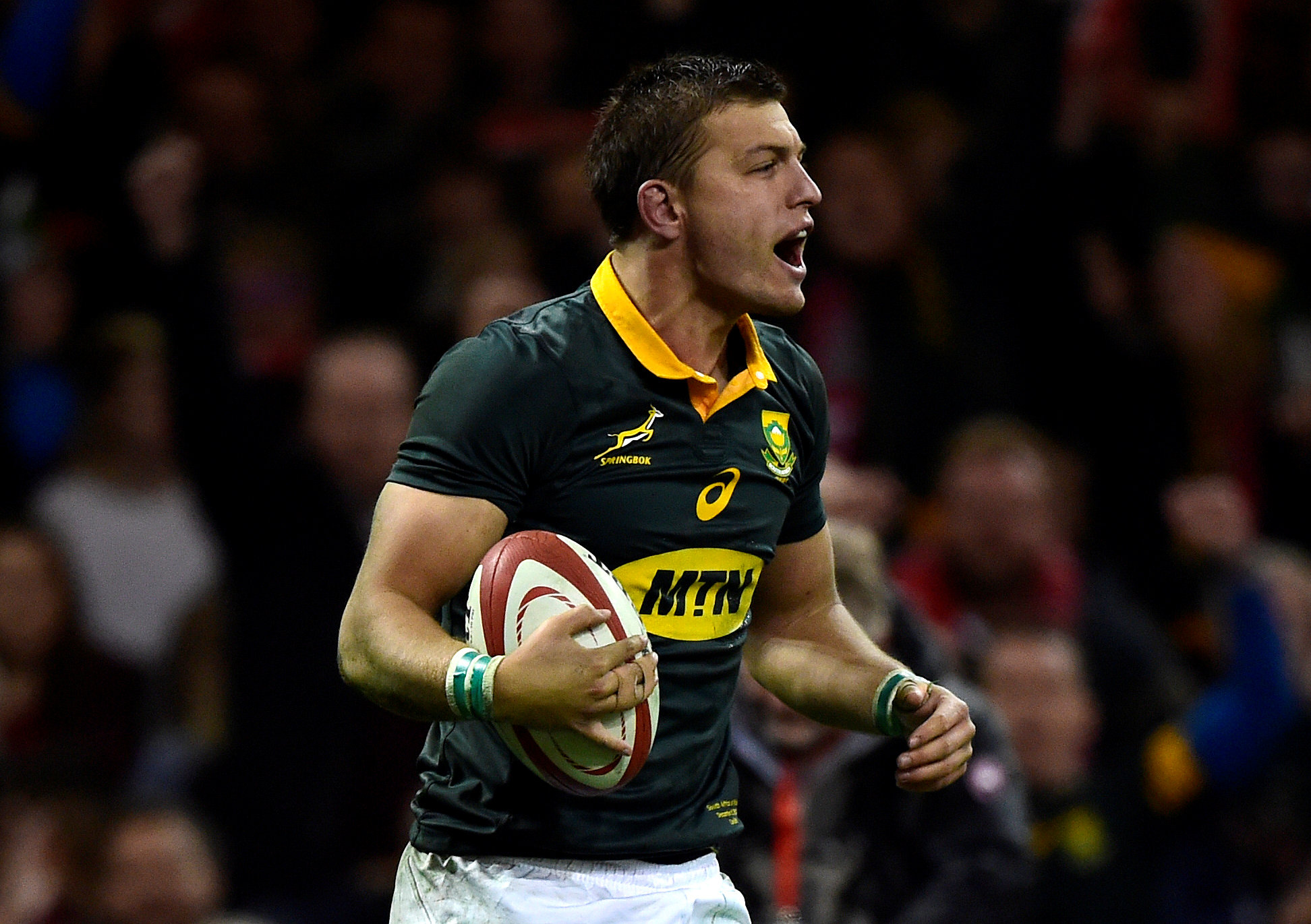 Rugby: South Africa's Pollard puts kicking problems behind him