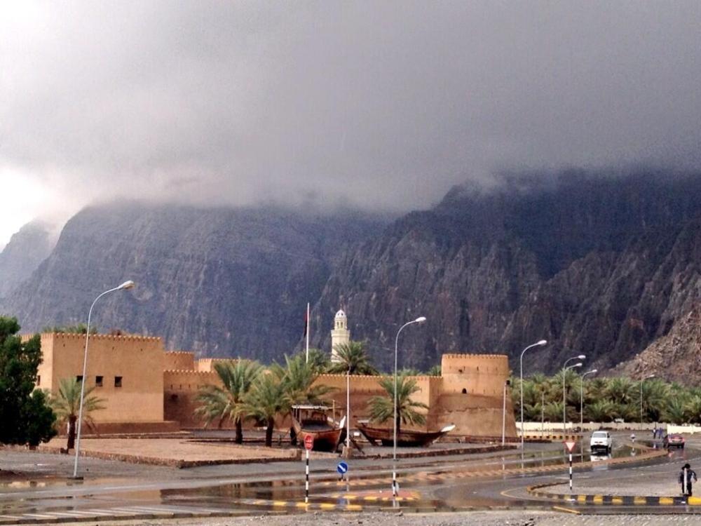 طقس الاثنين: توقعات بأمطار على هذه المناطق