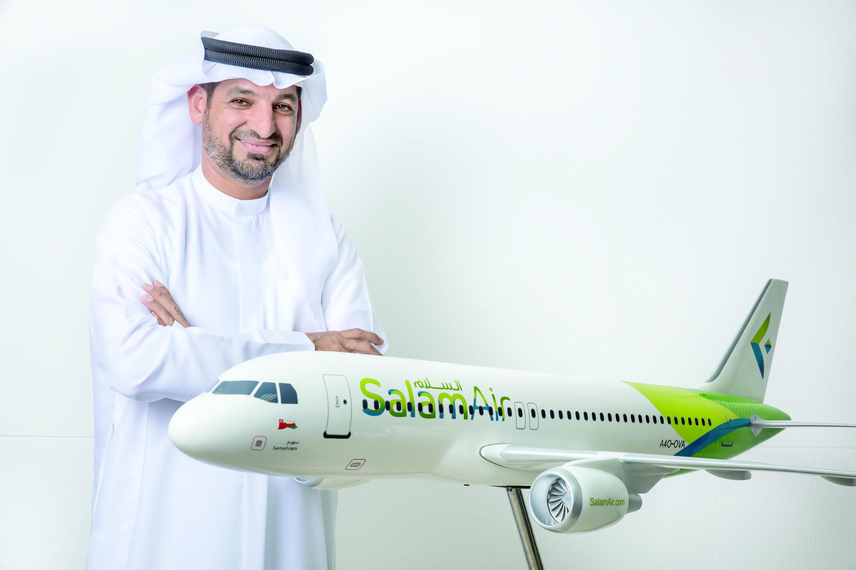 طيران السلام يزيد رحلاته من دكا إلى مسقط