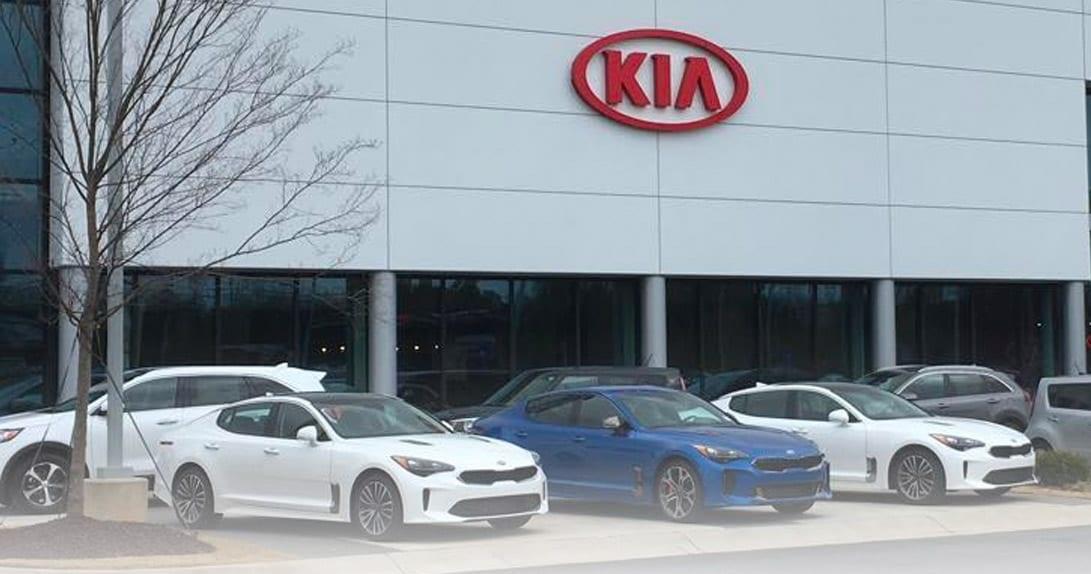 حملة استدعاء لأكثر من 900 سيارة كيا