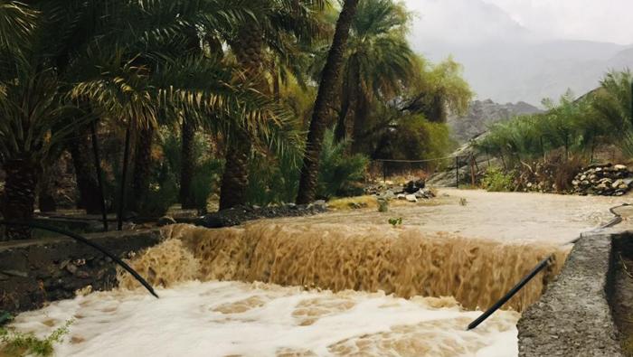 Oman weather: Quriyat records highest rainfall