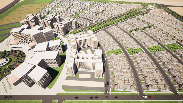 New project offers affordable homes to Omanis in Barka