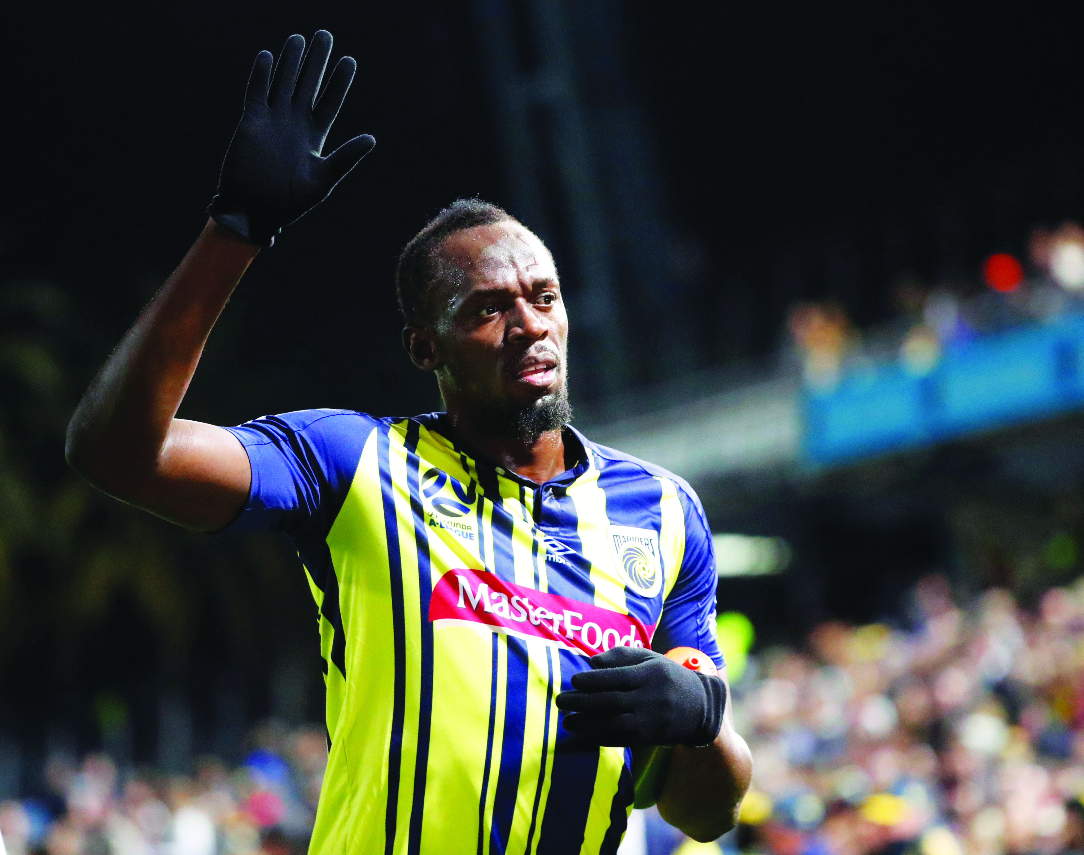Football: A-League club confirm offer to Olympic champion Bolt