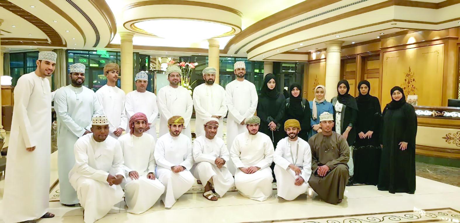 السلطنة تشارك في المهرجان الشبابي العالمي الأول للتنمية المستدامة بالبحرين