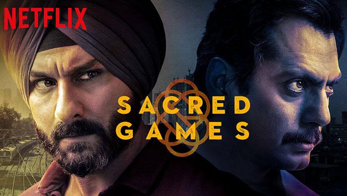 Netflix backs 'Sacred Games' season 2 after probe
