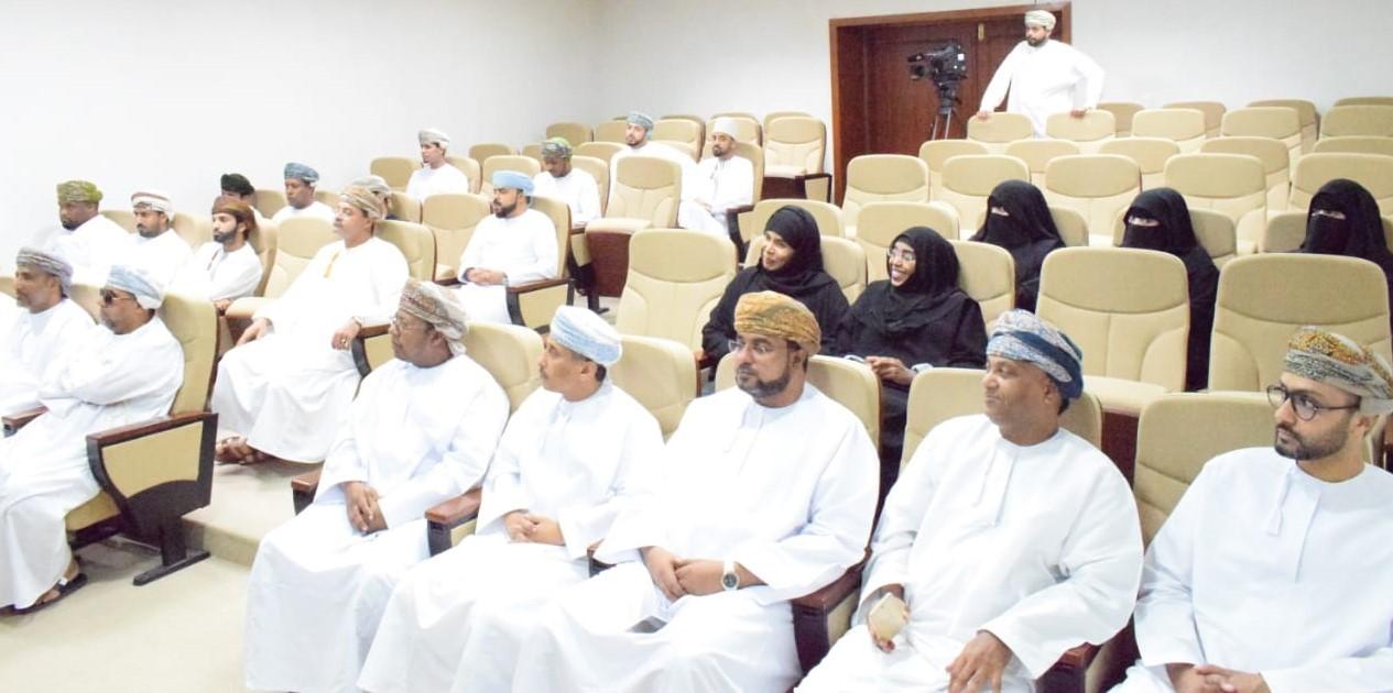 الشؤون الرياضية بمحافظة ظفار تحتفل بيوم الشباب العماني